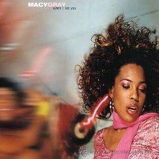 CDs de Música: MACY GRAY - WHEN I SEE YOU - CD MAXI - EDICIÓN AUSTRALIANA !!! - ULTRARARE - NUEVO!!!. Lote 26334430