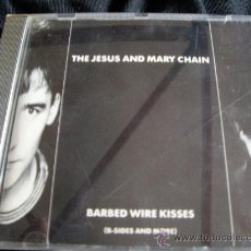 jesus and mary chain-barbed wire kisses