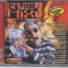 CDs de Música: BOMBAZO MIX 3, DOBLE CD. Lote 21291091