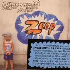 CDs de Música: NINA & CHRIS - CD - ZEEP - EDIT. LTD - PRECINTADO!!. Lote 25818894