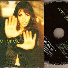 CDs de Música: ANA TORROJA CD 2001 ED. PROMO DE COLECCIÓN - EXCL. FRANCIA - ( MECANO ). Lote 27448791