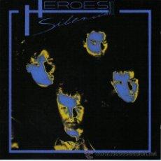 CDs de Música: HEROES DEL SILENCIO - CD MAXI-SINGLE - CON 4 TEMAS - EDITADO EN HOLANDA - HÉROE DE LEYENDA + 3. Lote 128022306