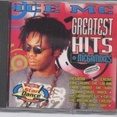 CDs de Música: ICE MC,GREATEST HITS DEL 96. Lote 287816478
