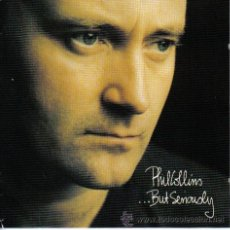 CDs de Música: PHIL COLLINS - BUT SERIOUSLY - CD ALBUM - 12 TRACKS - VIRGIN 1989 + REGALO CD SINGLE. Lote 21631791