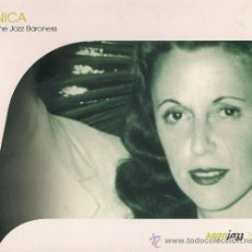 CDs de Música: NICA, THE JAZZ BARONESS - THELONIOUS MONK, THE JAZZ MESSENGERS, SONNY ROLLINS.... Lote 22883607