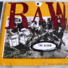 CDs de Música: THE ALARM - RAW - CD - 1991 IRS RECORDS - 10 TRACKS - MUY BUEN ESTADO. Lote 25862647