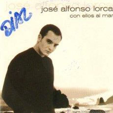 CDs de Música: MUSICA GOYO - CD SINGLE - JOSE ALFONSO LORCA - CON ELLOS AL MAR - *XX99. Lote 21770417