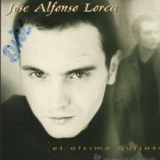 CDs de Música: MUSICA GOYO - CD SINGLE - JOSE ALFONSO LORCA - EL ULTIMO QUIJOTE - *GG99. Lote 101213874
