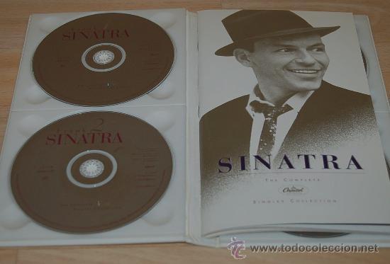 CDs de Música: FRANK SINATRA - THE COMPLETE CAPITOL SINGLES - SET BOX - Foto 2 - 26940231