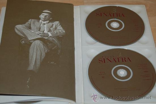 CDs de Música: FRANK SINATRA - THE COMPLETE CAPITOL SINGLES - SET BOX - Foto 3 - 26940231