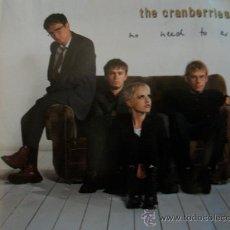 CDs de Música: THE CRANBERRIES NO NEED TO ARGUE CD. Lote 60075475
