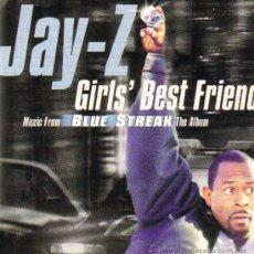 CDs de Música: MUSICA GOYO - CD SINGLE - JAY Z - GIRL'S BEST FRIENDS - POP RAP - *LX99. Lote 21806340