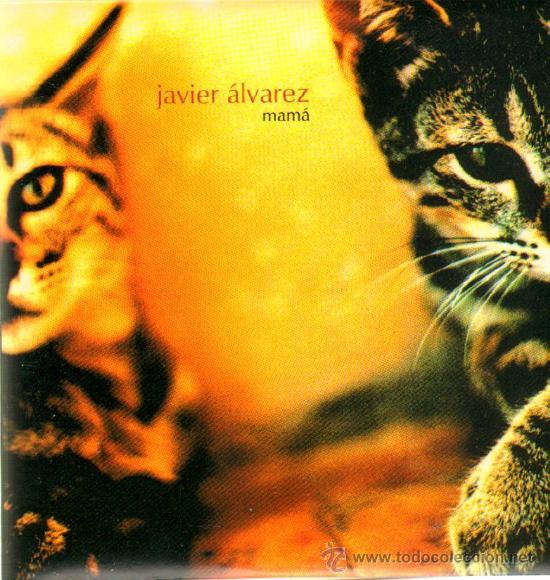 MUSICA GOYO - CD SINGLE - JAVIER ALVAREZ - MAMA - POP LOVE - *BB99 (Música - CD's Melódica )
