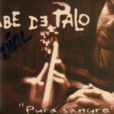 CDs de Música: MUSICA GOYO - CD SINGLE - JARABE DE PALO - PURA SANGRE - POP FOLK *HH99. Lote 21806404
