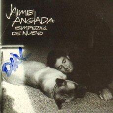 CDs de Música: MUSICA GOYO - CD SINGLE - JAIME ANGLADA - EMPEZAR DE NUEVO - POP ROCK - *HH99. Lote 21806430