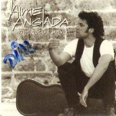 CDs de Música: MUSICA GOYO - CD SINGLE - JAIME ANGLADA - OJOS QUE ME MIRAN - POP ROCK - *II99. Lote 21806434