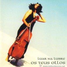 CDs de Música: MUSICA GOYO - CD SINGLE - LUAR NA LUBRE - OS TEUS OLLOS - FOLK - *AA98. Lote 21806509