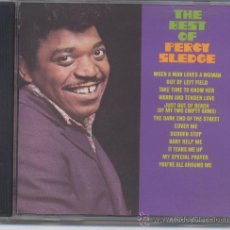 CDs de Música: PERCY SLEDGE,THE BEST. Lote 21828287