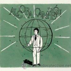 CDs de Música: CD ALGORA CAMPEON SERGIO ALGORA EL NIÑO GUSANO. Lote 56698314