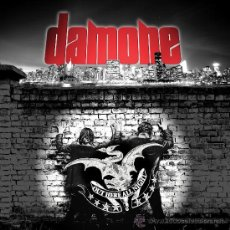 CDs de Música: DAMONE - CD - OUT HERE ALL NIGHT - ( COVER IRON MAIDEN ) - PRECINTADO. Lote 25821628