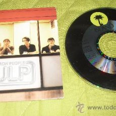 CDs de Música: PULP - COMMON PEOPLE CD SINGLE - COMMON PEPLE (FULL LENGTH VERSION)+ UNDERWEAR. Lote 22043782