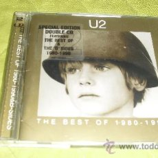 CDs de Música: U2 THE BEST OF 1980 1990 & THE B SIDES - SPECIAL EDITION DOUBLE CD -. Lote 26435634