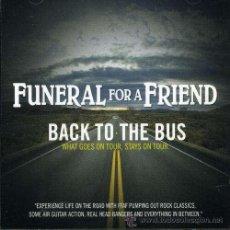 CDs de Música: BACK TO THE BUS * CD * BSO FUNERAL FOR A FRIEND * DISCO PRECINTADO!!!. Lote 26624793