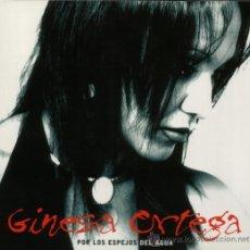CDs de Música: GINESA ORTEGA - CD - POR LOS ESPEJOS DEL AGUA - LTD DIGIPACK - PRECINTADO!!. Lote 26914711
