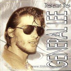 CDs de Música: CD GENERAL LEE TRES ERAN TRES SPANISH ROCKABILLY TEDDY. Lote 35306791