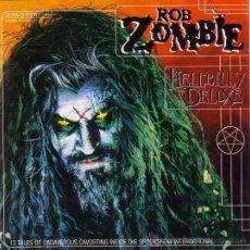 CDs de Música: ROB ZOMBIE. 'HELLBILLY DELUXE'. 1998.. Lote 22230190