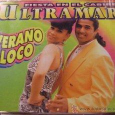 CDs de Música: ULTRAMAR ( VERANO LOCO) ( CD01). Lote 22270574