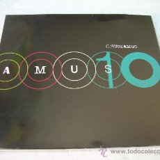 CDs de Música: CD NACHO VEGAS GAUDEAMUS IGITUR MANTA RAY ASTURIAS. Lote 40262828