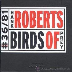 CDs de Música: HANK ROBERTS - CD DELUXE - BIRDS OF PREY - ULTRARARE LTD BOX DISEÑO - PRECINTADO!!!. Lote 26782721