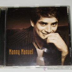 CDs de Música: MANNY MANUEL - SE ME SUBE - CD - 12 TEMAS - ALGUNAS VERSIONES MERENGUE - COMO NUEVO. Lote 27606547