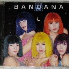 CDs de Música: BANDANA - BANDANA - CD ALBUM - 12 TEMAS - 2002 BMG ARIOLA. Lote 25004211