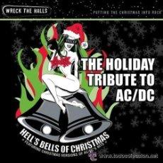 CDs de Música: THE HOLIDAY TRIBUTE TO AC/DC * VILLANCICOS DE BUT NICE ORCHESTRA * CD IMPORT RARE PRECINTADO. Lote 49765333