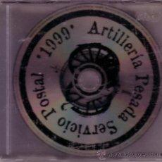 CDs de Música: CONTROL MACHETE ARTILLERIA PESADA SERVICIO POSTAL 1999 CDSINGLE PROMOCIONAL IMPORTACION MEXICO 1999. Lote 26973377