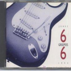CDs de Música: JEREZ,6 GRUPOS 6 VARIOS DEL 95 PROMO. Lote 22889685