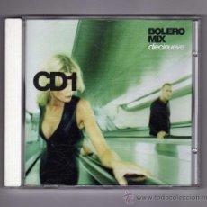 CDs de Música: BOLERO MIX DIECINUEVE - CD 1 -. Lote 22905153