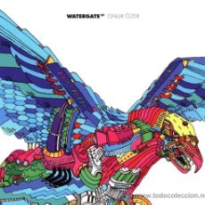 CDs de Música: WATERGATE * CD * ONUZ ÖZER * MUY LTD DIGIPACK * EL MEJOR TECHNO * PRECINTADO!!. Lote 25958075