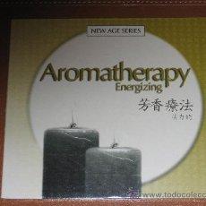 CDs de Música: AROMATHERAPY ENERGIZING. Lote 27110191