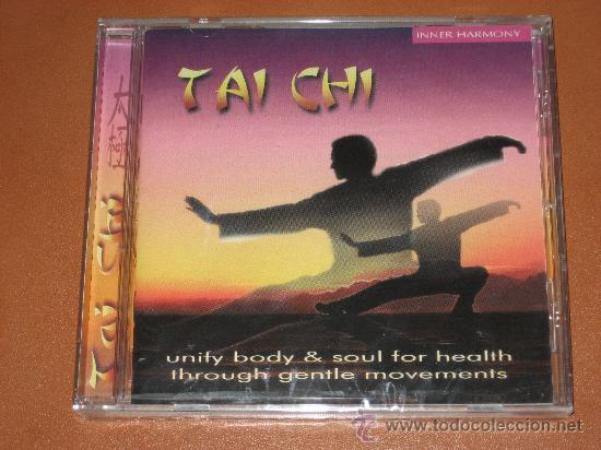 TAI CHI - INNER HARMONY (Música - CD's New age)