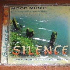CDs de Música: SILENCE - MOOD MUSIC. Lote 27110193