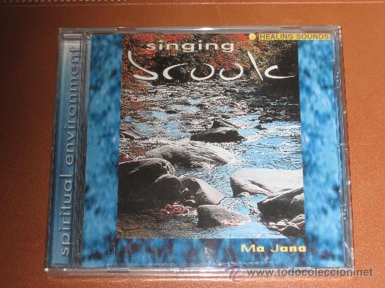 SINGING BROOK - MA JANA (Música - CD's New age)