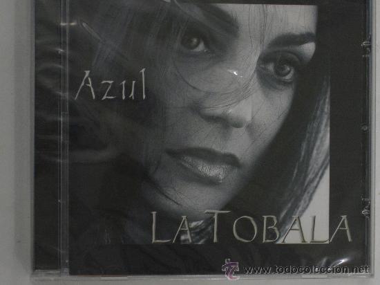 CD-AZUL-LA TOBALA-14 TEMAZOS-FLAMENCO PURO -IMPRESCINDIBLE-NUEVA PRECINTADA (Música - CD's Flamenco, Canción española y Cuplé)