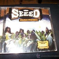 CDs de Música: CD - SEEED MUSIC MONKS - DOWNBEAT/EASTWEST - PRECINTADO. Lote 25933738