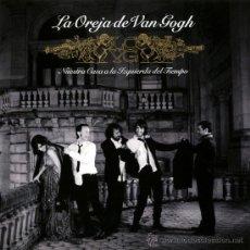 CDs de Música: LA OREJA DE VAN GOGH * NUESTRA CASA A LA IZQUIERDA DEL.... EDICIÓN LIMITADA OPENDISC* PRECINTADO!. Lote 105388622
