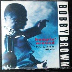CDs de Música: BOBBY BROWN - HUMPIN´ AROUND - THE K KLASS MIXES - CD SINGLE - PRMO - MCA - 1996. Lote 23205988