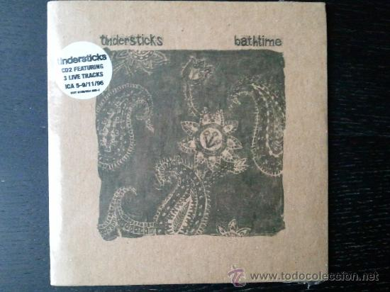 TINDERSTICKS - BATHTIME - CD SINGLE - LIVE - 1997 (Música - CD's Pop)