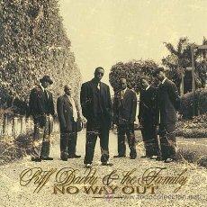 CDs de Música: PUFF DADDY & THE FAMILY * CD * NO WAY OUT * NOTORIOUS B.I.G, BUSTA RHYMES, JAY Z......* PRECINTADO!!. Lote 179095223